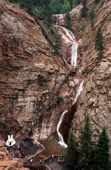 falls  colorado springs  reopen aug