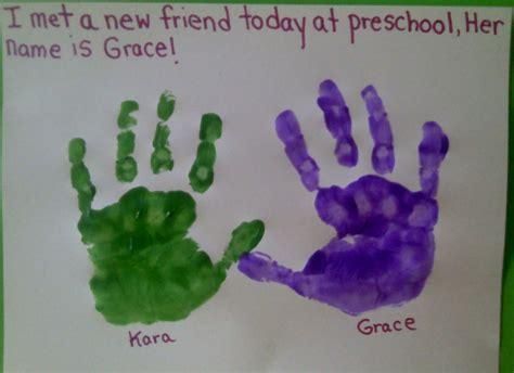 crafts for preschoolers friends 123 | friends1