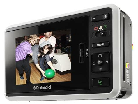polaroid digital instant print digital polaroid reinvents instant photo printing