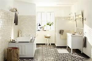 Fliesen Bad Weiß : zementfliesen terrazzoplatten vintage fliesen ~ Markanthonyermac.com Haus und Dekorationen