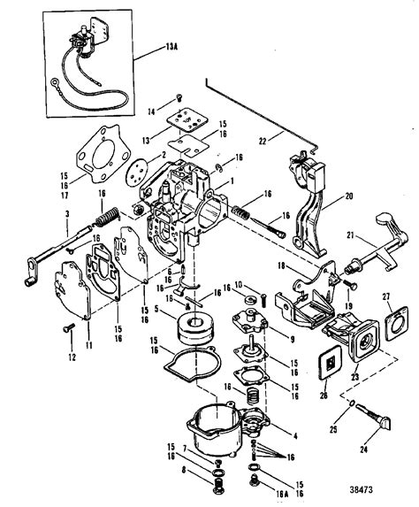 20 Hp Johnson Outboard Diagram by Mercury 18 20 25 H P Xd Perfprotech For 25 Hp