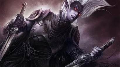 Dark Elf Elves Warhammer Wallpapers Definition Wallpapersafari