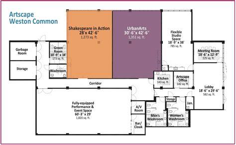 Artscape Floor Plan Wikizieco