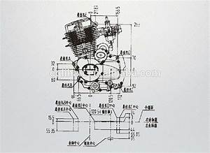 High Quality Motorcycle Cg200 200cc Lifan Engine Manual