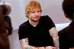 Ed Sheeran Cuts Open Face In Terrible Sword Party Accident