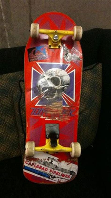tony hawk gifts  era skateboard  launch smithsonian