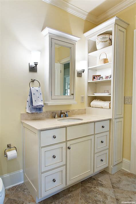 short narrow bathroom cabinet details they do matter when it comes to molding hometalk