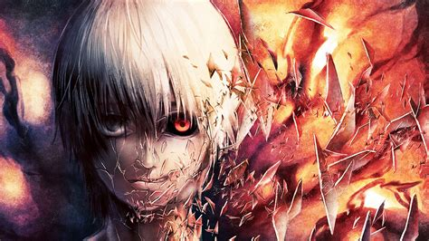 Sad Anime Tokyo Ghoul Wallpapers Wallpaper Cave