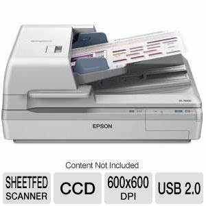 epson workforce ds 70000 document scanner sheetfed ccd With epson workforce ds 70000 color document scanner
