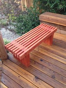 Woodworking: Raised Planter Box and Bench Casa de Wade