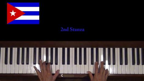 This is music of cuba by kremlyov on vimeo, the home for high quality videos and the people who love them. National Anthem of Cuba Piano Tutorial SLOW - YouTube