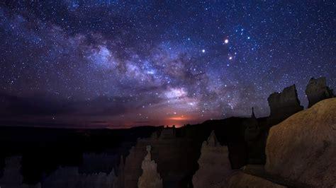 bryce canyon night sky ranger talk youtube