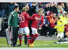 Martin Odegaard becomes youngest ever player in European