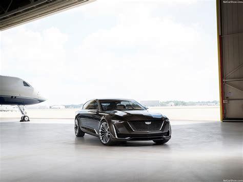 Cadillac Escala Concept (2016)