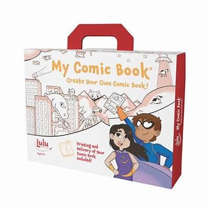 Comic Own Create Main Child
