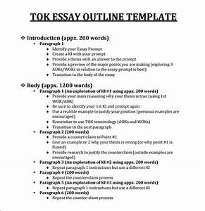 18  Useful Outline Templates  U2013 Pdf  Word  Apple Pages