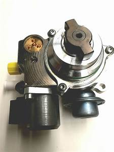 Mini Cooper Sx High-pressure Pump  Lines  Injector  Injection