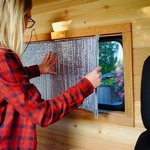 Installing Diy Van Insulation