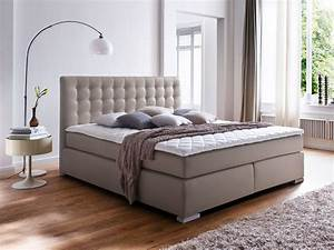 Betten 200 X 200 : isabell boxspringbett 180 x 200 cm muddy h rtegrad 2 3 ~ Frokenaadalensverden.com Haus und Dekorationen