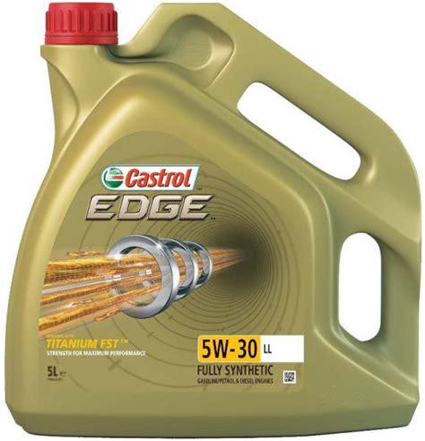 castrol edge motorenöl 5w 30 5l castrol edge titanium fst 5w 30 ll 5l ulei motor preturi