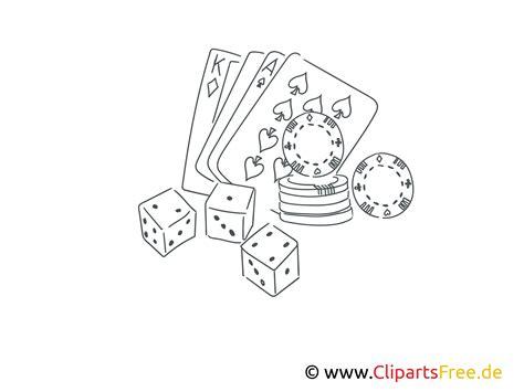 spielen im casino bilder schwarz weiss