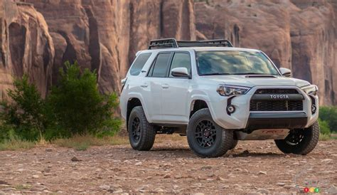 2019 Toyota 4runner News by 2019 Toyota 4runner A New Version Upgraded Trd Pro