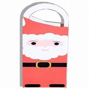 Pochette Papier Cadeau : pochette cadeau p re de no l p re no l sur t te modeler ~ Teatrodelosmanantiales.com Idées de Décoration