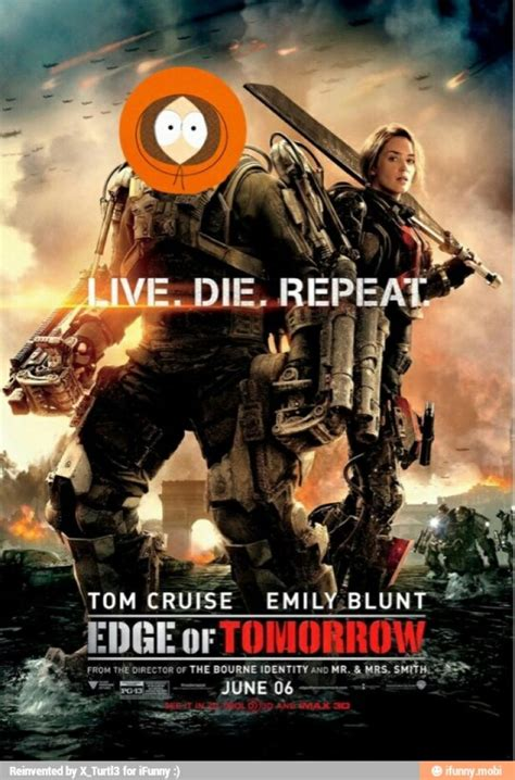 Meme Movie Posters - funny movie poster edge of tomorrow