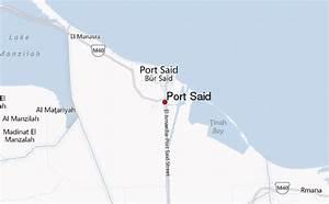 Port Said Location Guide