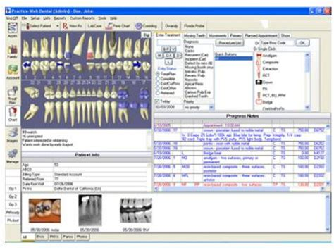 dental practice management software dentalcomparecom