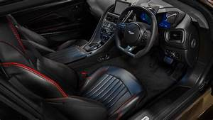 Aston Martin OHMSS DBS Superleggera 2019 Interior