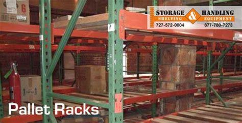 storage handling pallet racking clearwater ta