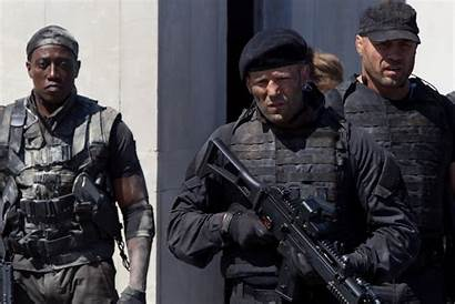 Expendables Wesley Snipes Christmas Toll Road Jason