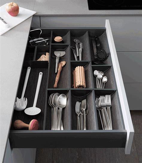 rangement couverts tiroir cuisine rangement tiroir cuisine excellent separateurs de tiroirs