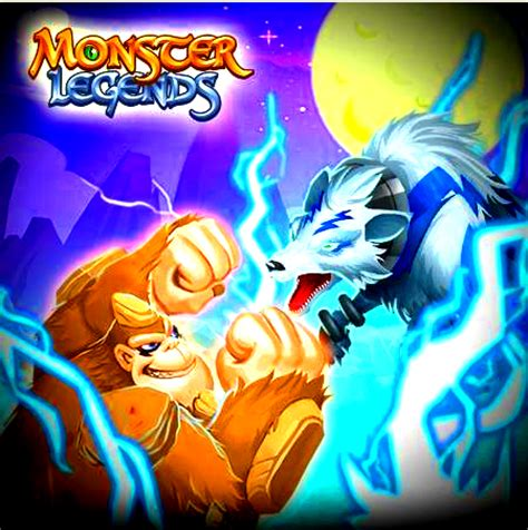 wolfkami monster legends wiki wikia