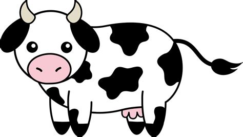 Cartoons Wallpaper Brown Cow Clipart Wallpaper 1080p With
