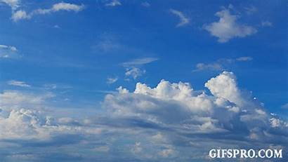 Clouds Cumulus Timelapse Animated Gifspro