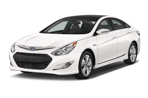 Hyundai Car : 2015 Hyundai Sonata Hybrid Reviews And Rating