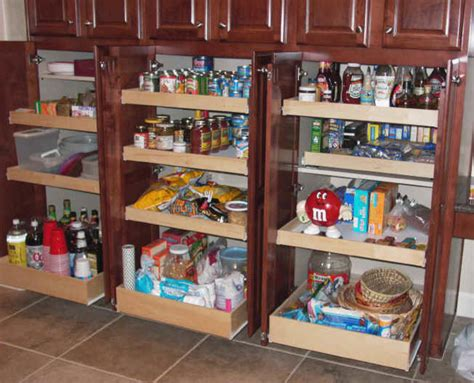 kitchen cabinet pull out shelf plans kitchen pantry cabinet pantry storage pull out shelves