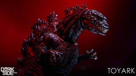 Neca Shin Godzilla 12-inch Head-to-tail Figure