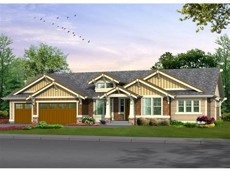 craftsman style ranch house plans from ranch to craftsman craftsman style ranch house plans