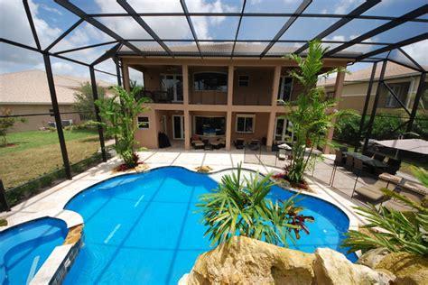 residential pool enclosure
