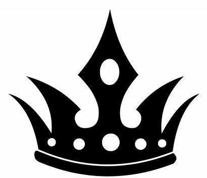 Crown Snow Clipart Princess Letter Clip Cliparts