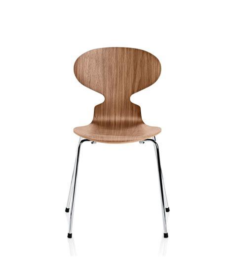chaise de bureau violet chaise fourmi design arne jacobsen pour fritz hansen la