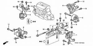 Honda Crv Repair Motor Diagram