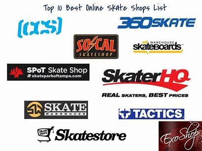 Skate Shops Brands Skateboards Shoes