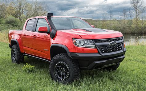 Chevrolet Colorado Parts by Aev Parts For Chevy Colorado Released Gm Authority