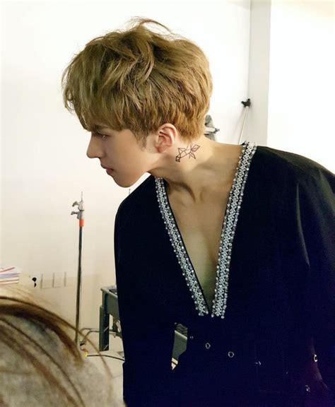 vixx ken s two block haircut kpop korean hair and style