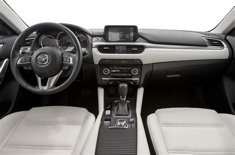 Mazda 6 Interior 2016 by 2016 Mazda6 Gt Test Review Motor Trend