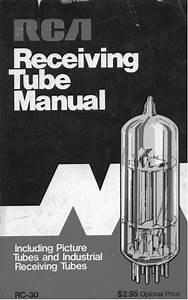 Rca Receiving Vacuum Tube Rc